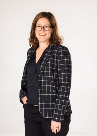 Kristy Fairbairn - Project Manager